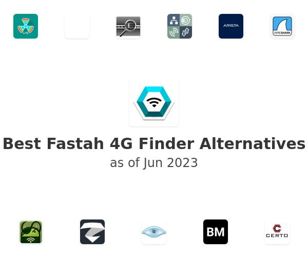 Best Fastah 4G Finder Alternatives