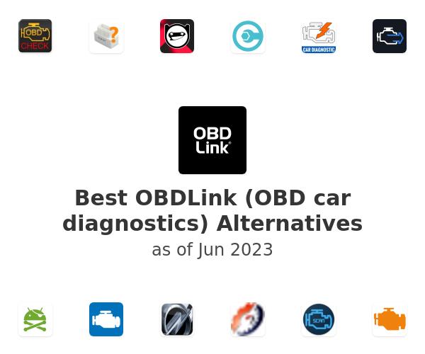 Best OBDLink (OBD car diagnostics) Alternatives