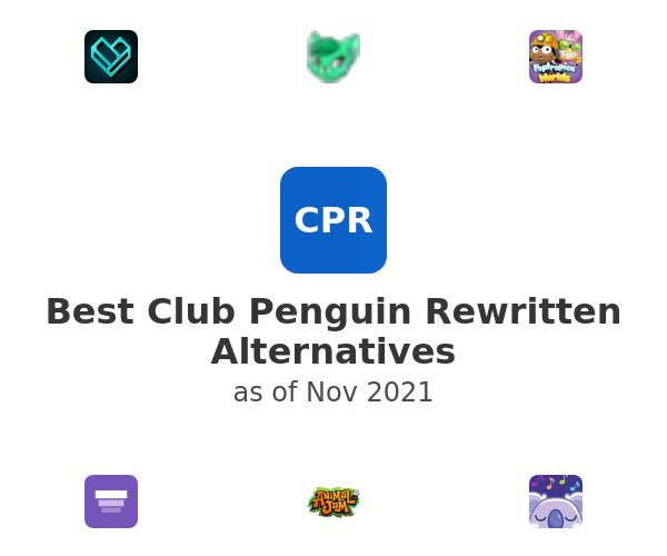 Best Club Penguin Rewritten Alternatives