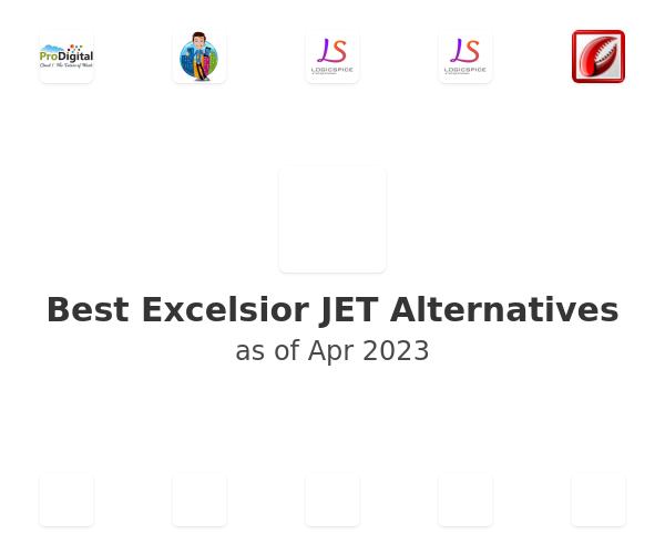 Best Excelsior JET Alternatives