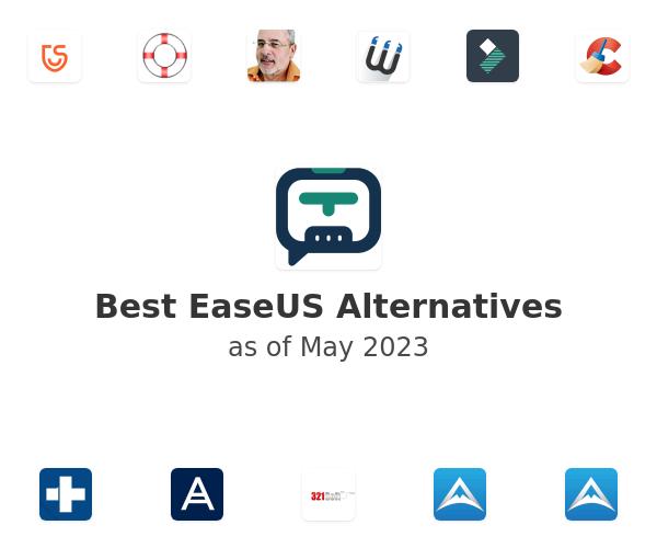 Best EaseUS Alternatives