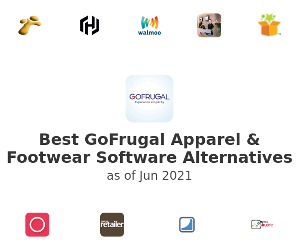 Best GoFrugal Apparel & Footwear Software Alternatives