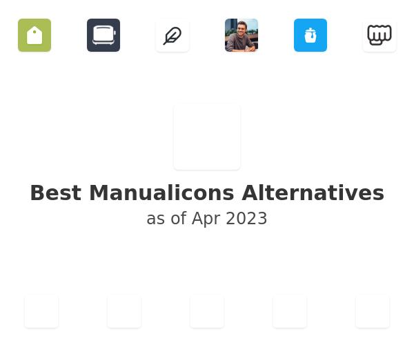 Best Manualicons Alternatives