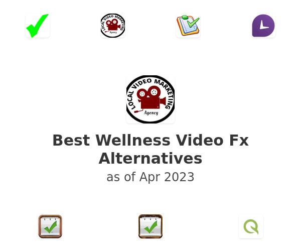 Best Wellness Video Fx Alternatives