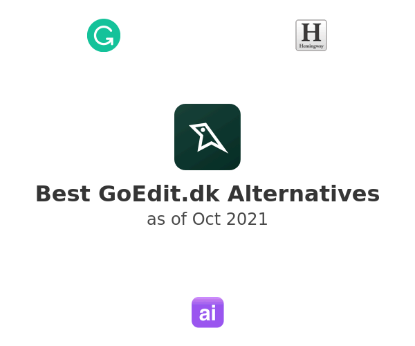 Best GoEdit.dk Alternatives