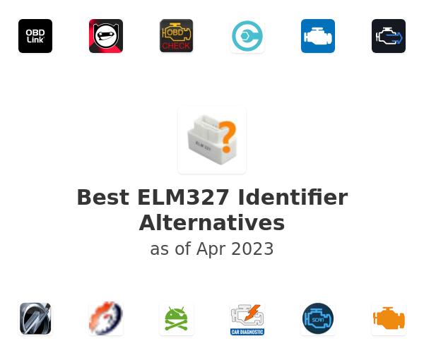 Best ELM327 Identifier Alternatives
