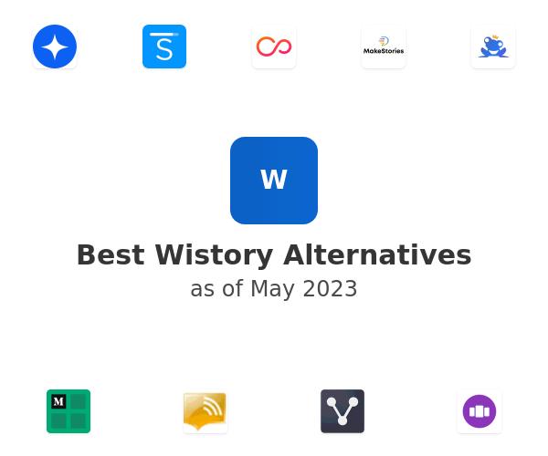 Best Wistory Alternatives
