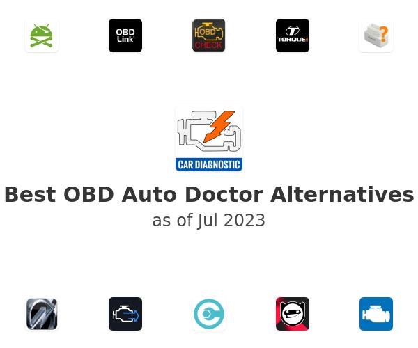 Best OBD Auto Doctor Alternatives