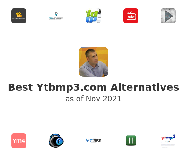 Best Ytbmp3.com Alternatives