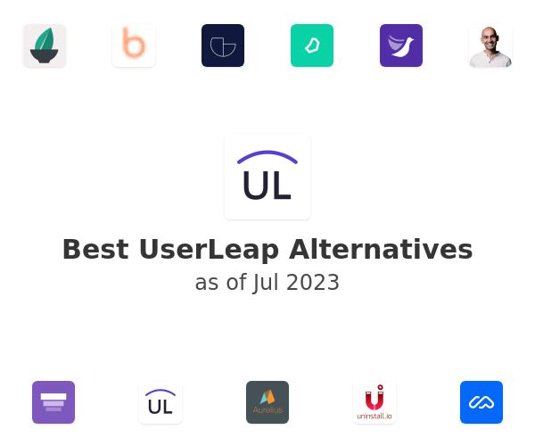 Best UserLeap Alternatives