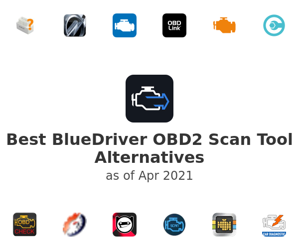 Best BlueDriver OBD2 Scan Tool Alternatives