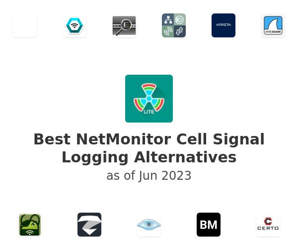 Best NetMonitor Cell Signal Logging Alternatives