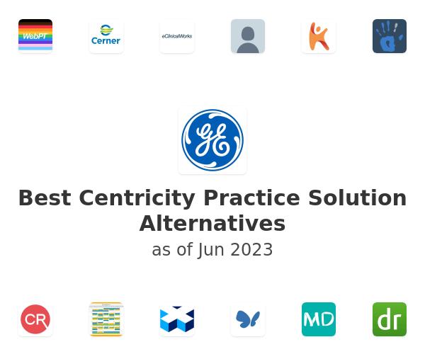 Best Centricity Practice Solution Alternatives