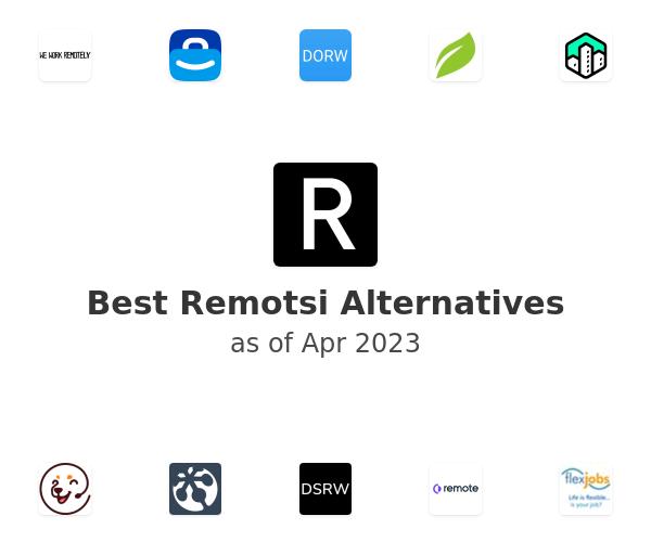Best Remotsi Alternatives
