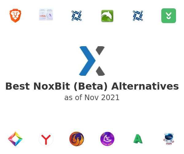 Best NoxBit (Beta) Alternatives