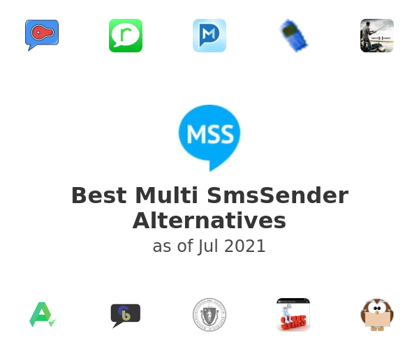 Best Multi SmsSender Alternatives
