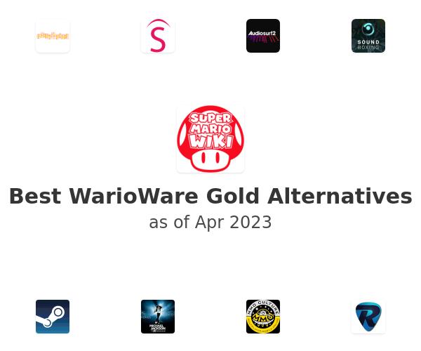 Best WarioWare Gold Alternatives