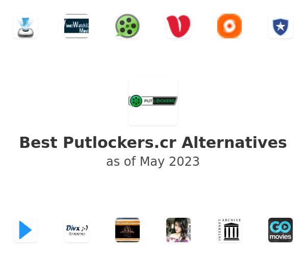 Best Putlockers.cr Alternatives
