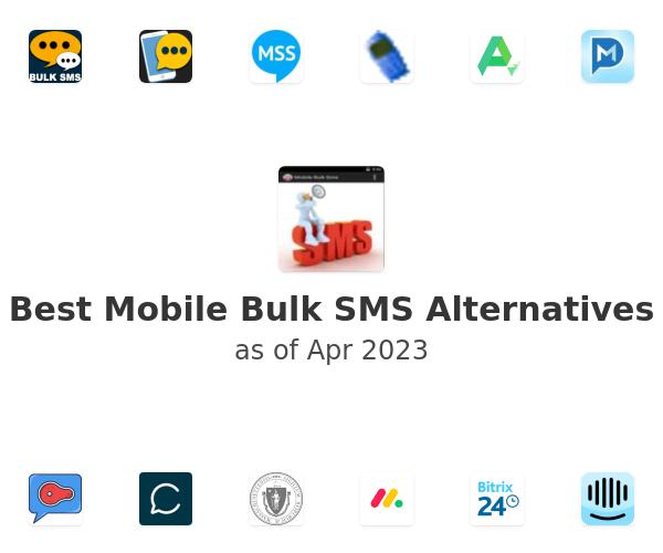 Best Mobile Bulk SMS Alternatives