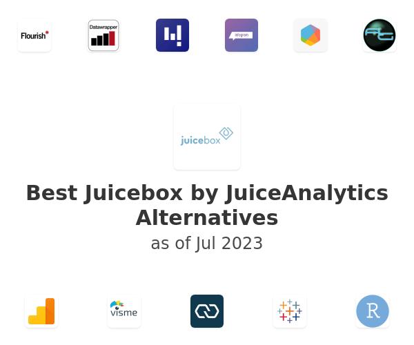 Best Juicebox by JuiceAnalytics Alternatives