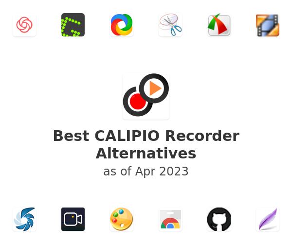 Best CALIPIO Recorder Alternatives