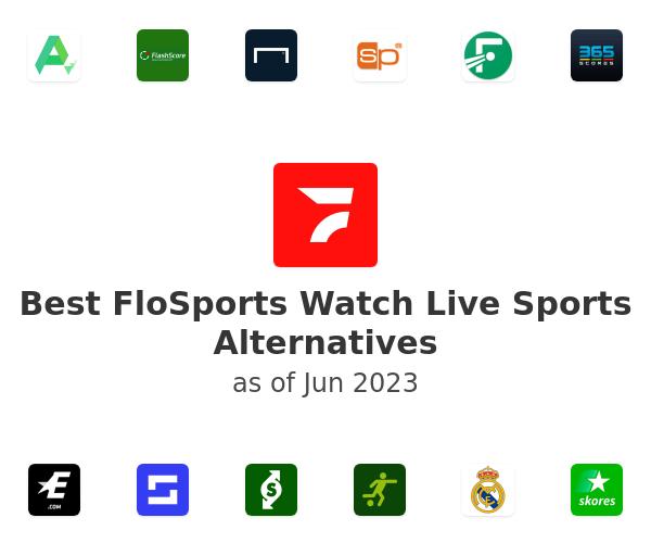 Best FloSports Watch Live Sports Alternatives