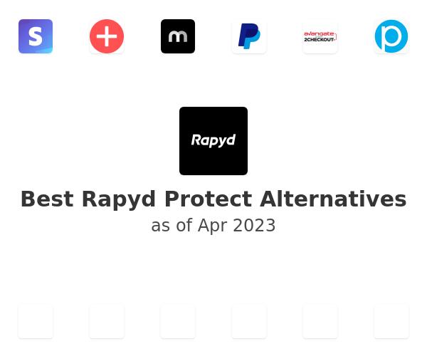 Best Rapyd Protect Alternatives