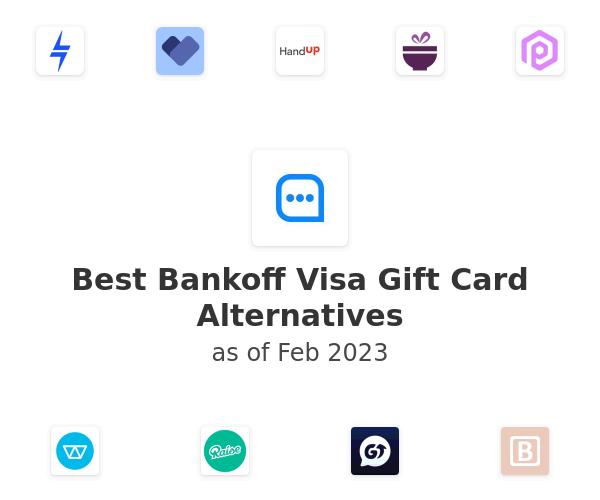 Best Bankoff Visa Gift Card Alternatives