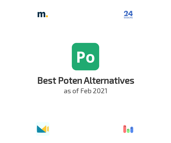 Best Poten Alternatives