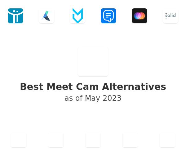 Best Meet Cam Alternatives