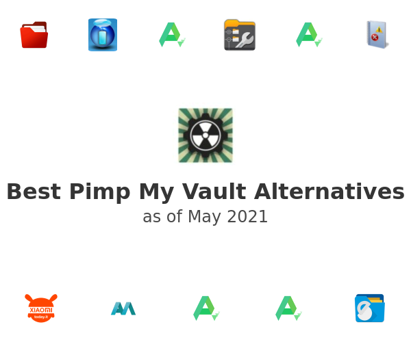Best Pimp My Vault Alternatives