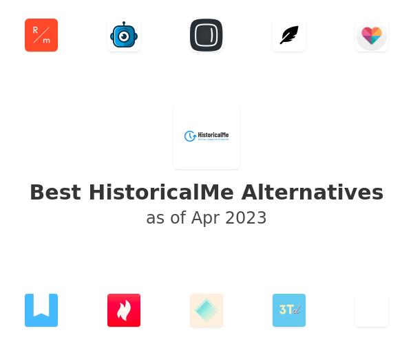 Best HistoricalMe Alternatives