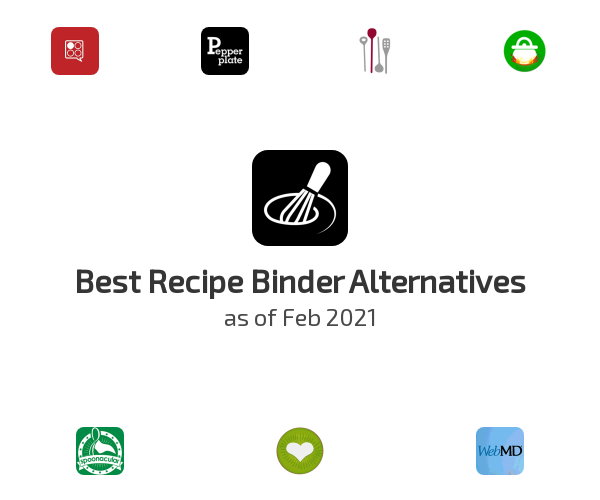 Best Recipe Binder Alternatives