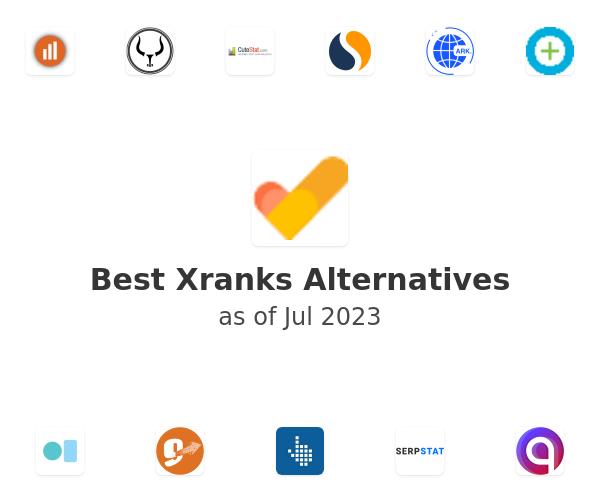 Best Xranks Alternatives