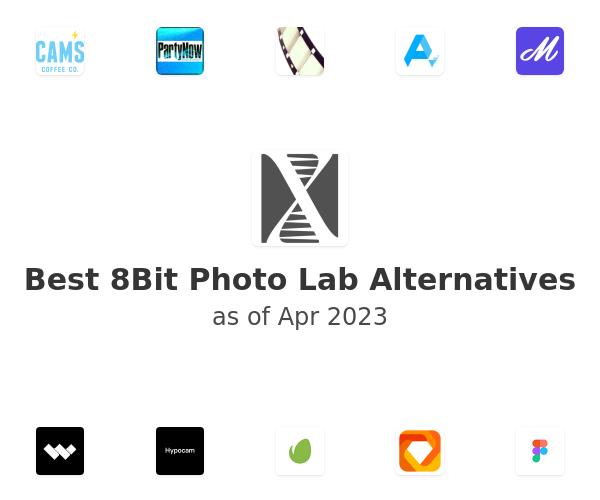 Best 8Bit Photo Lab Alternatives