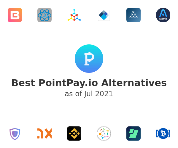 Best PointPay.io Alternatives