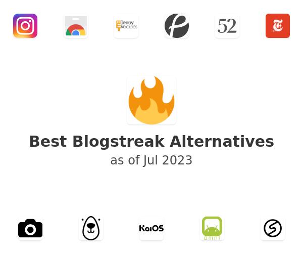 Best Blogstreak Alternatives
