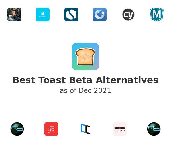 Best Toast Beta Alternatives