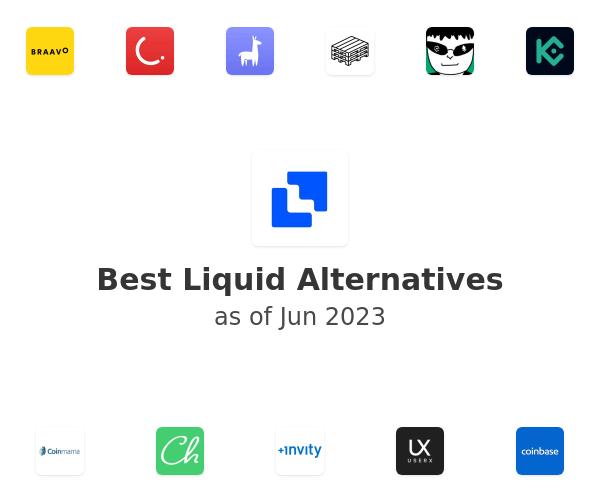 Best Liquid Alternatives