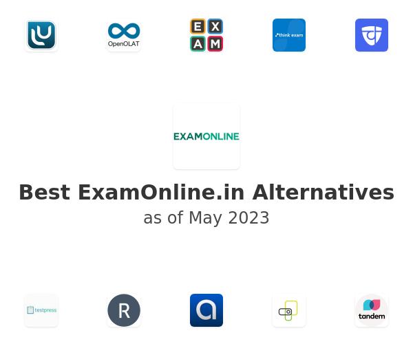 Best ExamOnline.in Alternatives