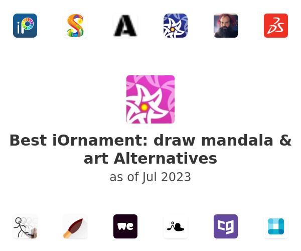 Best iOrnament: draw mandala & art Alternatives