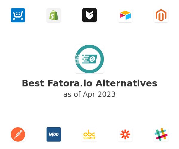 Best Fatora.io Alternatives