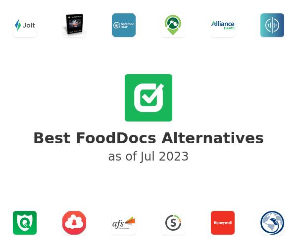 Best FoodDocs Alternatives
