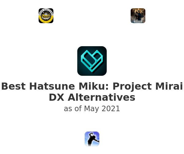 Best Hatsune Miku: Project Mirai DX Alternatives