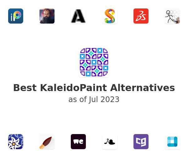 Best KaleidoPaint Alternatives