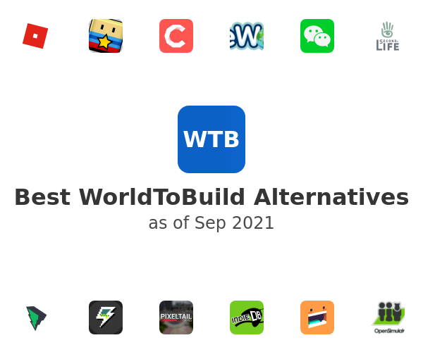 Best WorldToBuild Alternatives