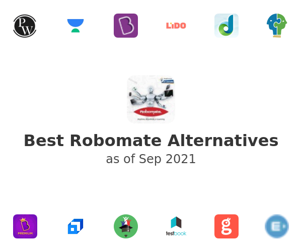 Best Robomate Alternatives