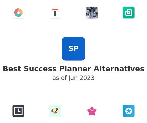 Best Success Planner Alternatives