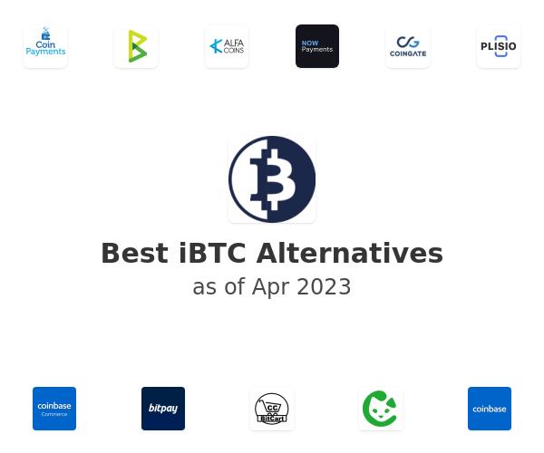 Best iBTC Alternatives