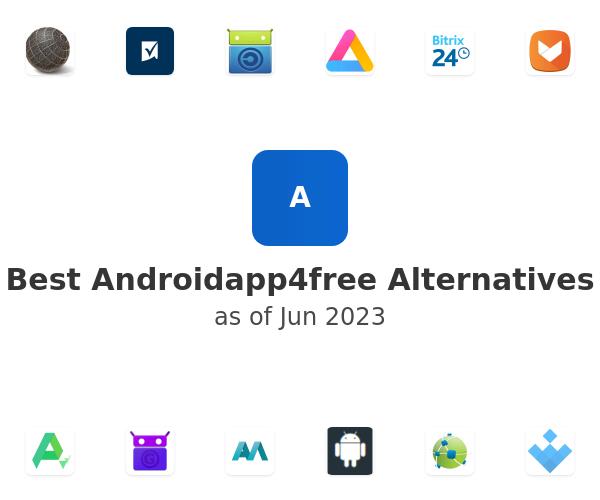 Best Androidapp4free Alternatives